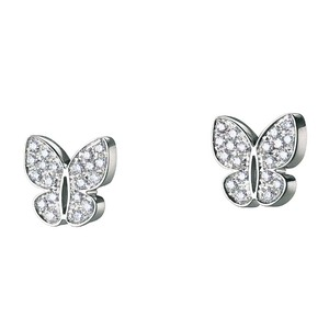 SALVINI I SEGNI Orecchini FARFALLE con diamanti  20016500