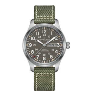HAMILTON KHAKI FIELD DAY DATE AUTO 42MM H70535081