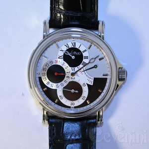 PAUL PICOT ATELIER REGULATOR AUTOMATIC POWER RESERVE DATE 3340S