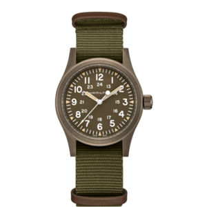 HAMILTON KHAKI FIELD MECHANICAL 38MM H69449961