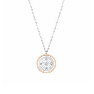 NOMINATION COLLANA PARADISO CON PIETRE Collana con Cristalli bianchi 025556 034