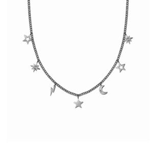 NOMINATION COLLANA STARDUST CON SIMBOLI Collana con stelle e luna 028101 050