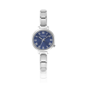 NOMINATION OROLOGIO COMPOSABLE BLU COLLECTION TIME 076010/005