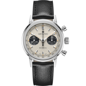 HAMILTON AMERICAN CLASSIC INTRA-MATIC CHRONOGRAPH H HAND WINDING 40MM H38429710