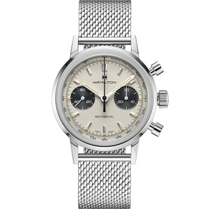 HAMILTON AMERICAN CLASSIC INTRA-MATIC CHRONOGRAPH H HAND WINDING 40MM H38429110