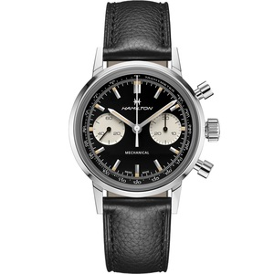 HAMILTON AMERICAN CLASSIC INTRA-MATIC CHRONOGRAPH H HAND WINDING 40MM H38429730