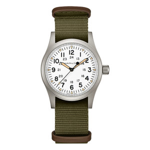 HAMILTON KHAKI FIELD MECHANICAL 38MM H69439411