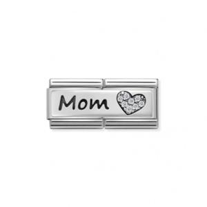 NOMINATION LINK MOM/MUM COMPOSABLE CLASSIC 330731 06