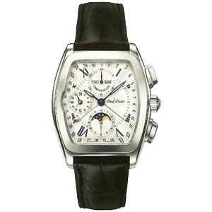 PAUL PICOT MAJESTIC CHRONOGRAPHE CALENDAR MOONPHASE Automatic 0533