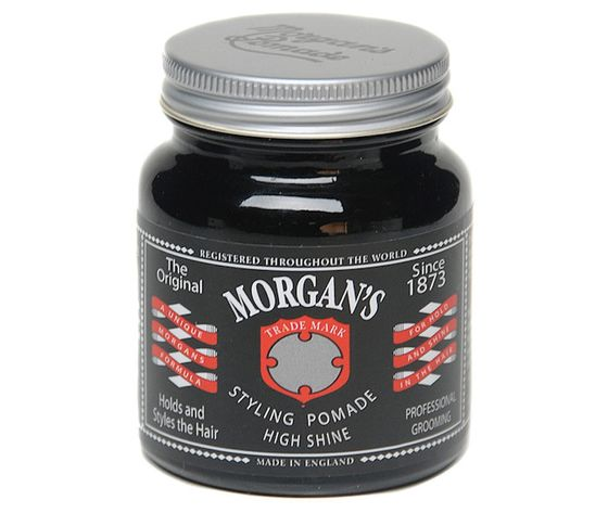 Morgan s styling styling pomade high shine