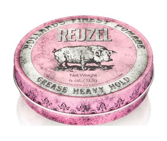 Reuzel pink pomata per capelli fissaggio forte 113 g notino rosa