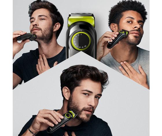 Pdp mpg beard trimmer 3 bt3221 in use 1