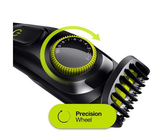 Pdp mpg beard trimmer 3 bt3221 precisin wheel