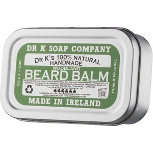 Dr K Woodland Beard Balm 50gr