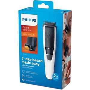 Regolabarba Philips BT 3206 Ricaricabile lame lavabili
