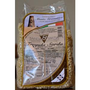 Fregola sarda tostata 500 gr