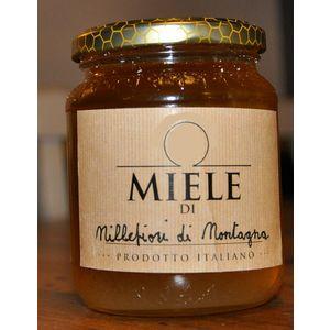 Miele Artigianale Millefiori 500 gr