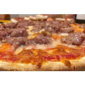Pizza Campidanese