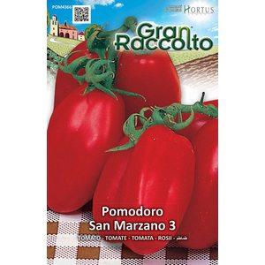 HORTUS Gran Raccolto Pomodoro San Marzano 3