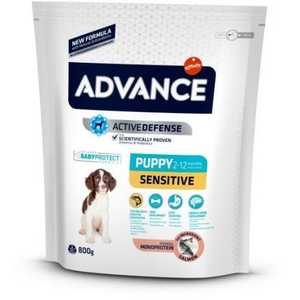 ADVANCE DOG PUPPY SENSITIVE SALMONE