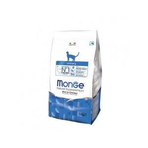 Monge Natural Superpremium Urinary Feline Ricco di Pollo