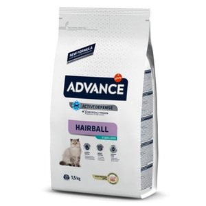 Advance Cat Hairball Sterilized Tacchino