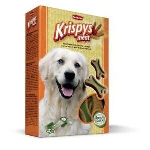 Padovan Krispys Meat Biscotti per cani con Carne e Ortaggi