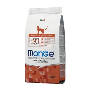 MONGE - Superpremium Gatto Senior