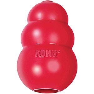 KONG - Classic Gioco Cani, Gomma Naturale Resistente