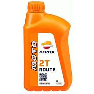 REPSOL -Olio Motore 2T Route Moto 1L