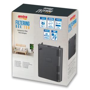 AMTRA - FILTERING BOX BLACK 150