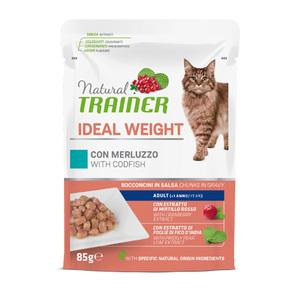 TRAINER - Natural Ideal Weight Bocconcini con Merluzzo