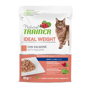 TRAINER - Natural Ideal Weight Bocconcini con Salmone
