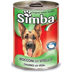 Simba Cane Vitello