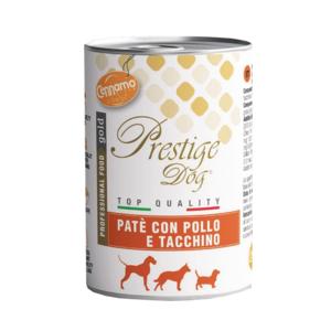 PRESTIGE - Patè Pollo Tacchino