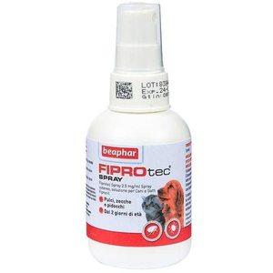 Beaphar Fiprotec - Spray Antiparassitario Cane & Gatto
