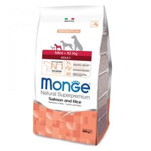 Monge - Adult Mini Salmone e Riso