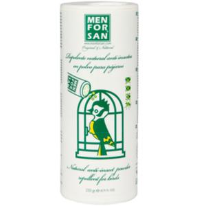 Menforsan - Repellente contro insetti in polvere naturale per uccelli