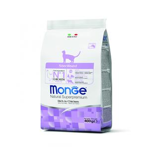 MONGE - Sterilised Ricco di Pollo