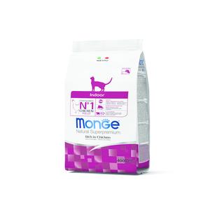 MONGE - Indoor Ricco di Pollo