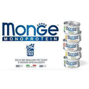 MONGE - Monoprotein Sfilaccetti