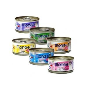 MONGE - Delicato in Pezzetti Cottura Vapore