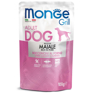 Grill Adult Dog Bocconcini Maiale