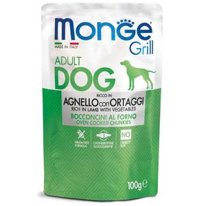 Grill Adult Dog Bocconcini Agnello Ortaggi
