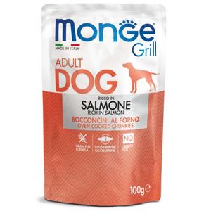 Grill Adult Dog Bocconcini Salmone