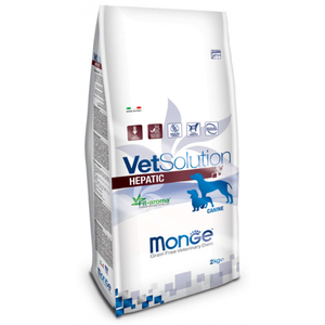 Monge vetsolution cane hepatic