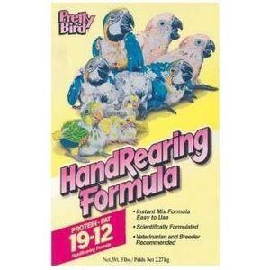 ORNI PRETTY BIRD HAND REARING 19/8 PROTEIN AND FAT FORMULA FOOD