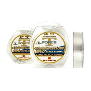 Lenza Trabucco T-Force Comp. Forte 50 m | 0,10 mm