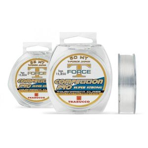 Lenza Trabucco T-Force Comp. Forte 50 m | 0,18 mm