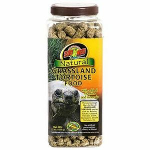 Zoo Med Natural Box Turtle Food - Palline - 10 oncia